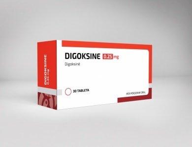 digoksinë