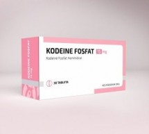 Kodeine fosfat 15mg