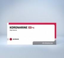 KORONARINE 25MG